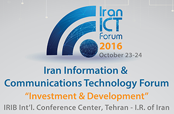 Iran Information & Communications Technology Forum 2016